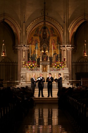 Tallis & Byrd: Masses for Uncertain Times