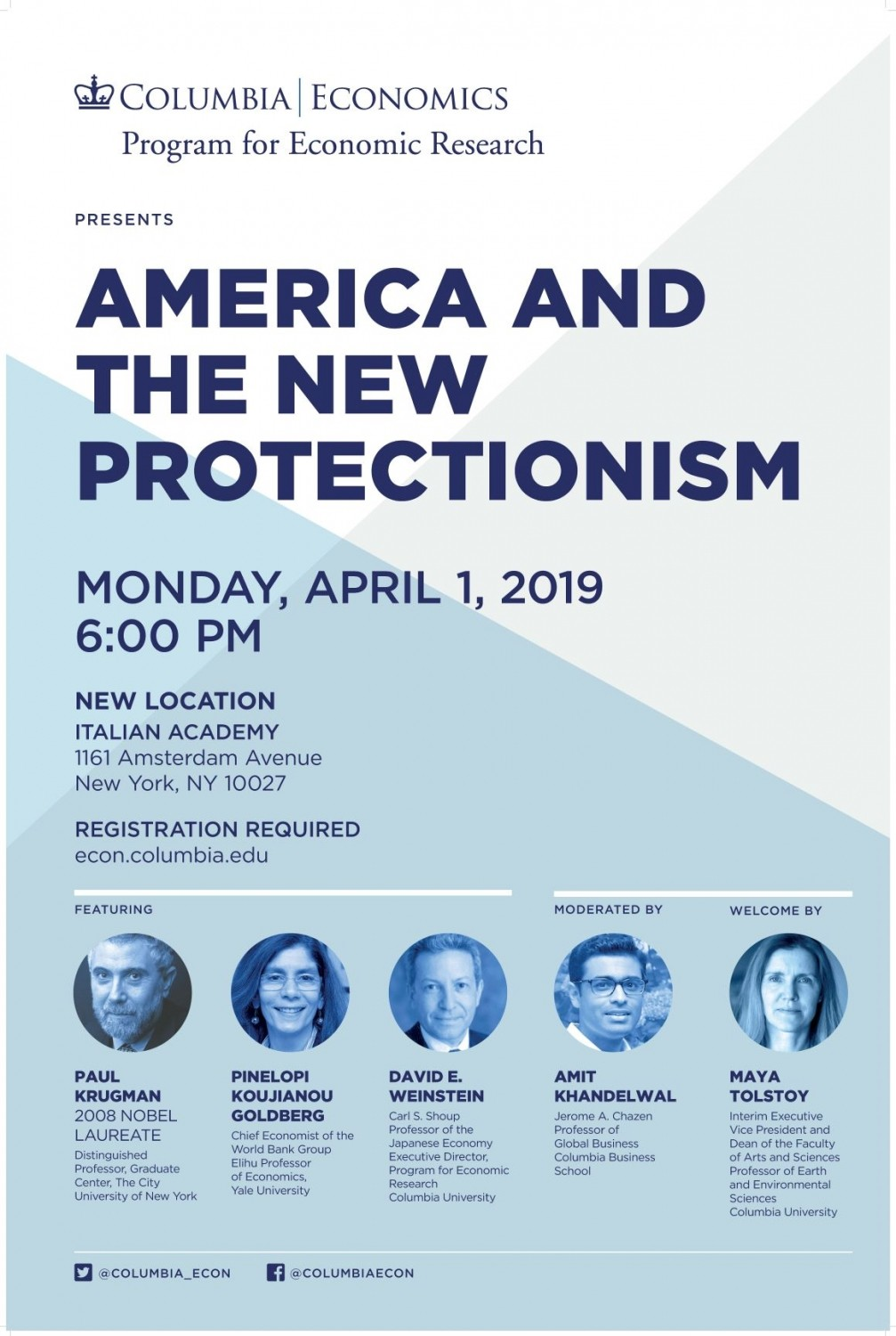 America and the New Protectionism