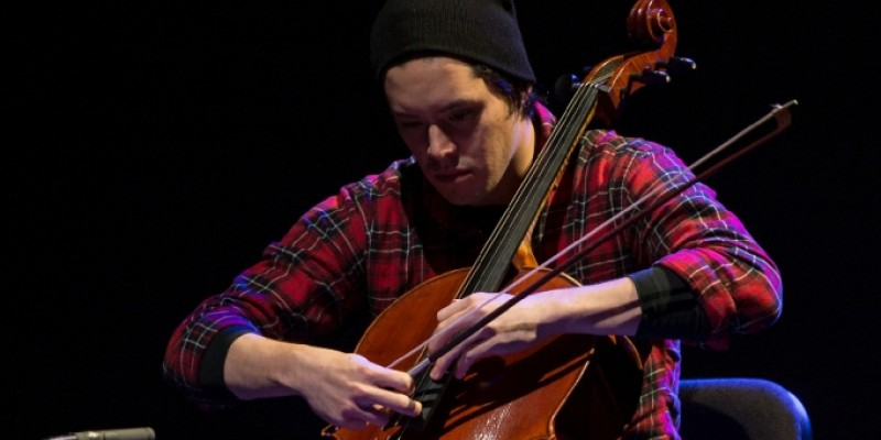 Cello and Electronics Take Center Stage