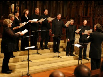 Masterpieces for Double Choir