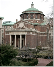 St. Paul's Chapel, Columbia University