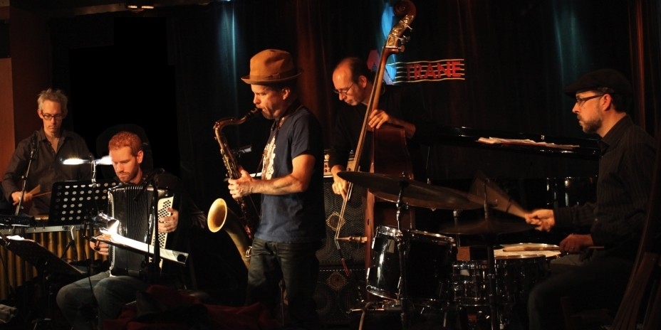 The Jazz series closes with the Claudia Quintet