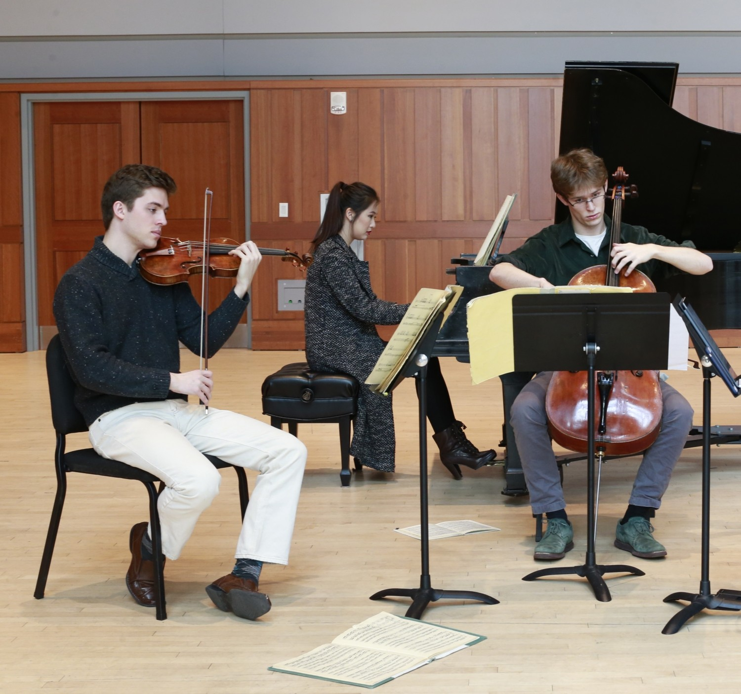 Curtis on Tour Chamber Ensemble