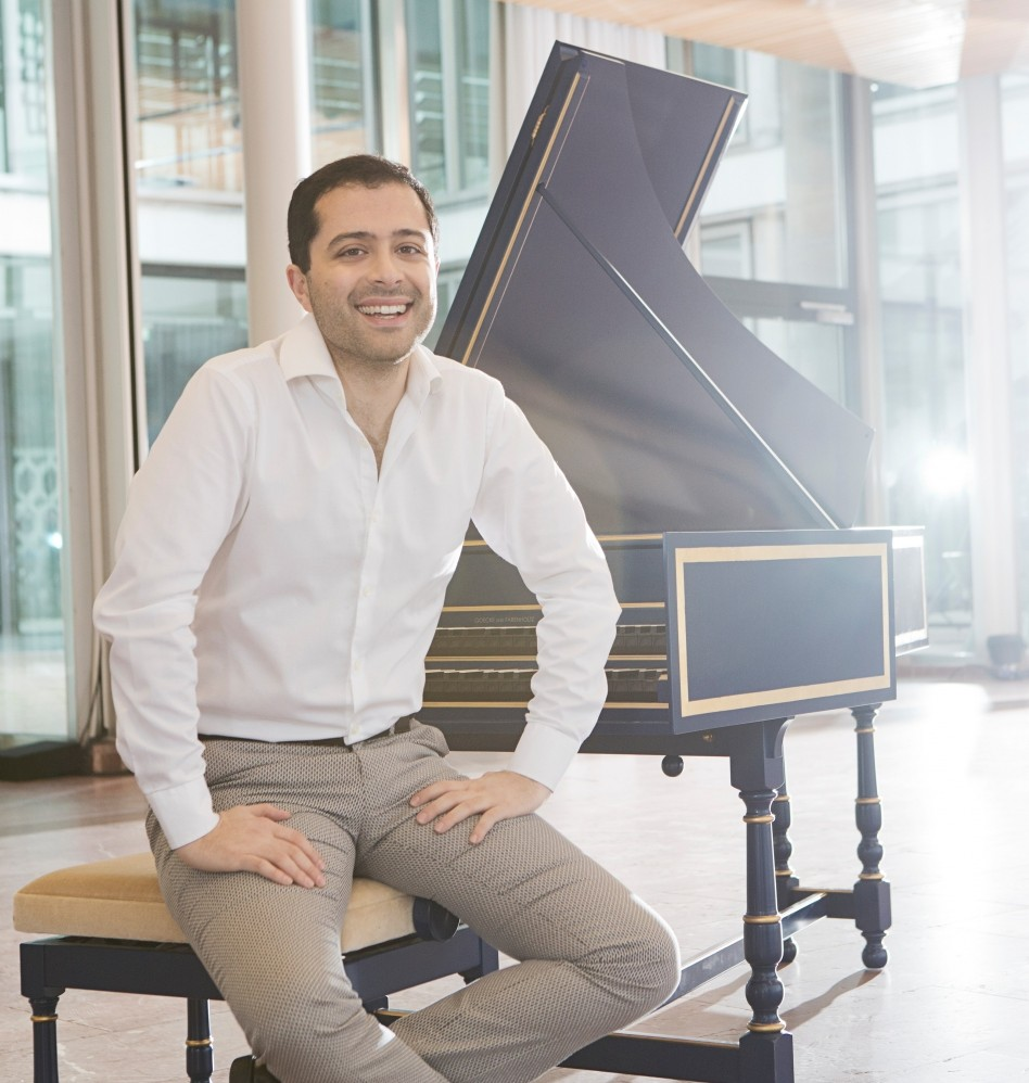 The Well-Tempered Clavier, Paired - Concert I