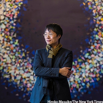 The New York Times Previews Lei Liang's Composer Portrait