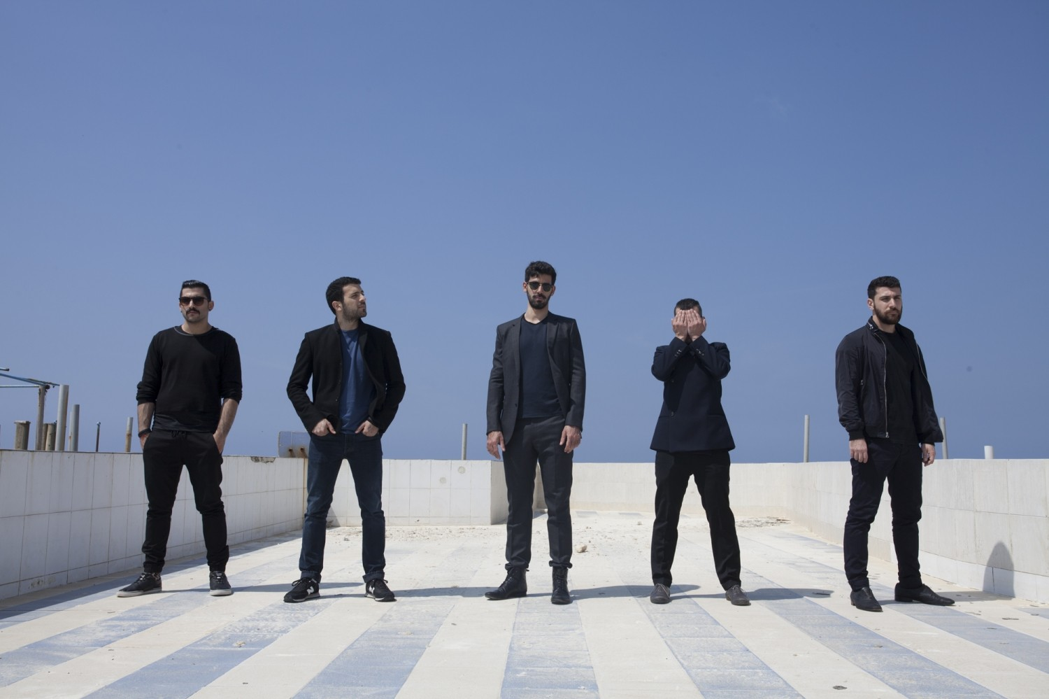 Evening with Mashrou' Leila